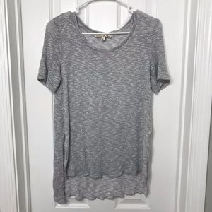 Express Gray Long Blouse / Shirt